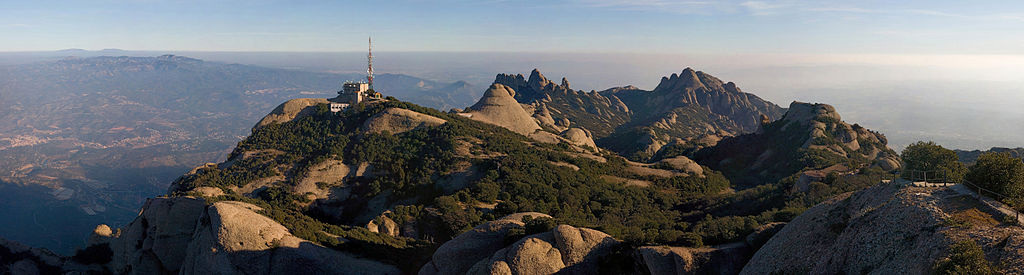 Montserrat Barcelone