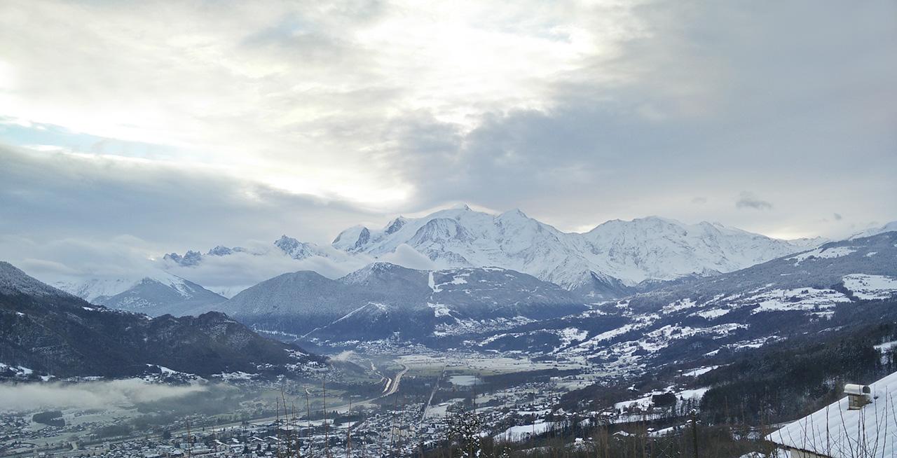 Massif Mont Blanc